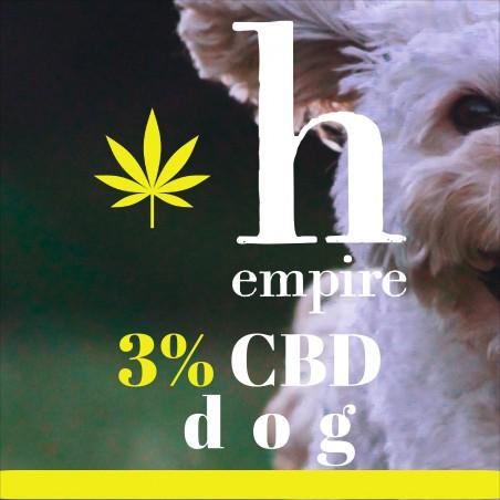 Olejek CBD 3% DOG