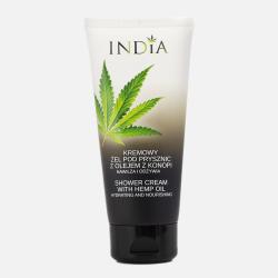 Kremowy żel pod prysznic INDIA, 200 ml nowość