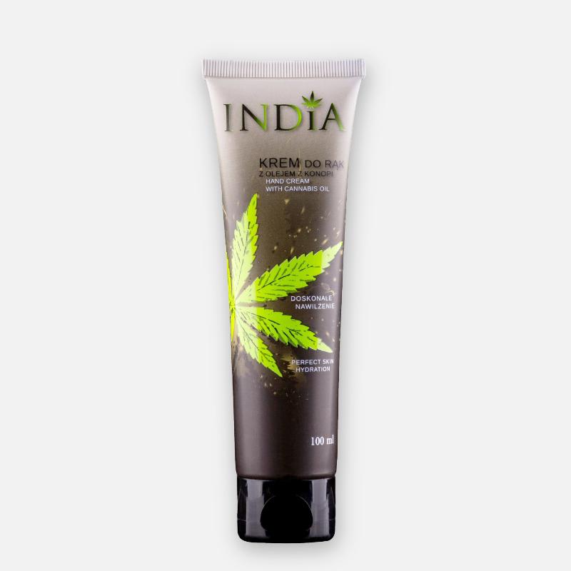 Krem do rąk INDIA 100 ml