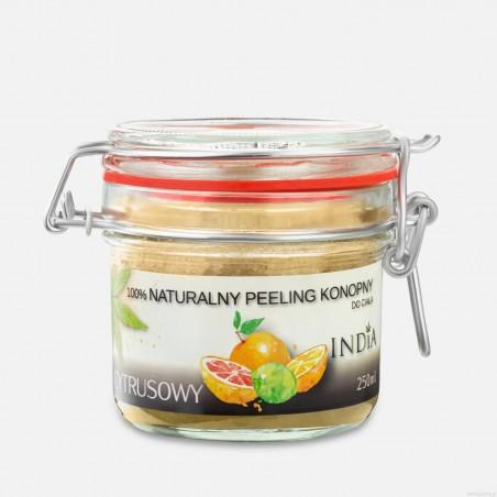 Naturalny peeling INDIA (cytrusowy) 250 ml.