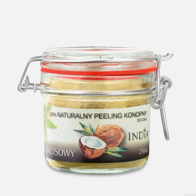 Naturalny peeling INDIA (kokosowy) 250 ml