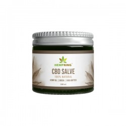 CBD Salve 1% (maść konopna) Hemp King 100 ml