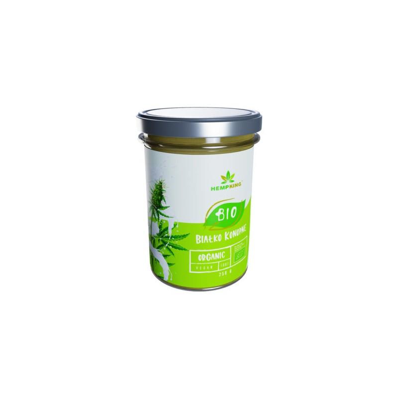 BIO białko konopne Hemp King 250 g