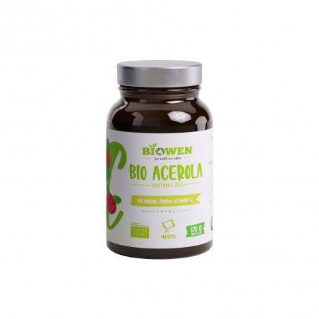 Witamina Bio Acerola Hemp King – 120g