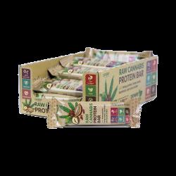 Baton proteinowy RAW Cannabis Orzech Laskowy