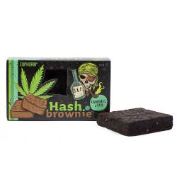 Brownie Cannabis & Rum OPAKOWANIE ZBIORCZE 10 szt.
