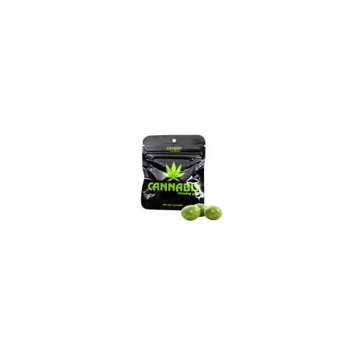 Cannabis chewing gum OPAKOWANIE ZBIORCZE 25 szt.