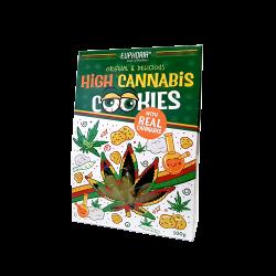 Ciasteczka konopne High Cannabis 100 g
