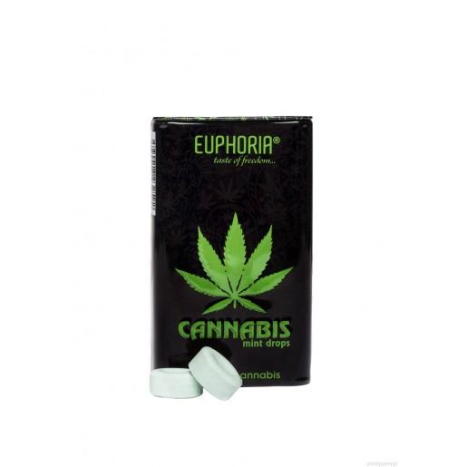 Dropsy konopno - miętowe 25 g