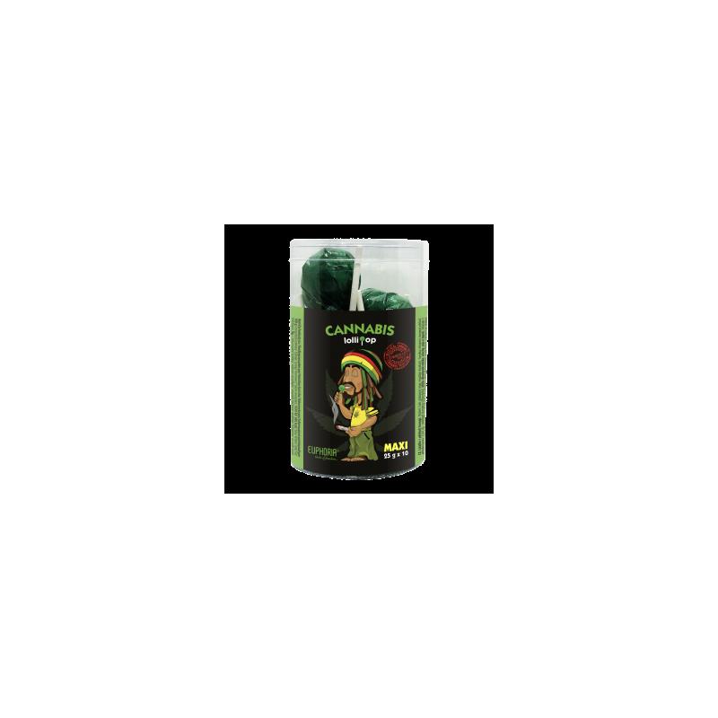 Lizaki konopne Maxi 10 szt x 25 g