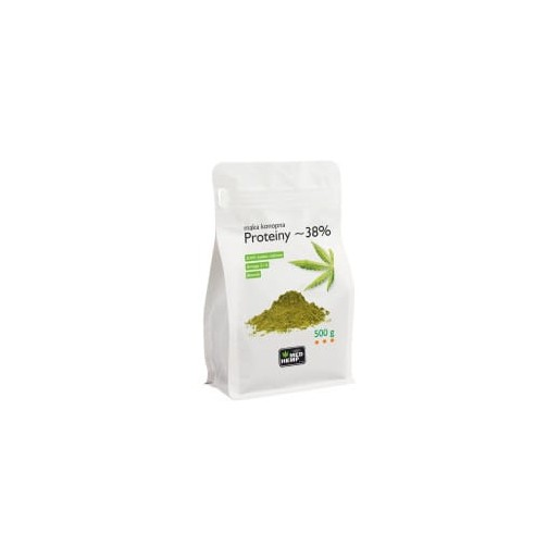 Mąka Konopna - Proteiny - 500 g