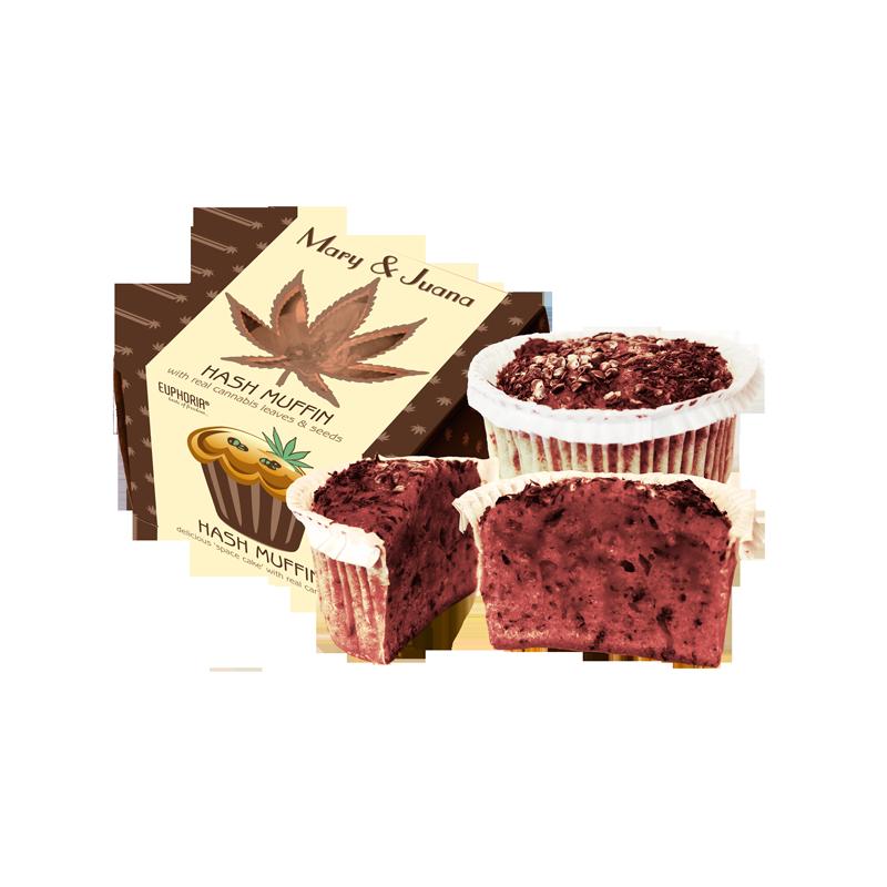 Muffina Hashish 60 g