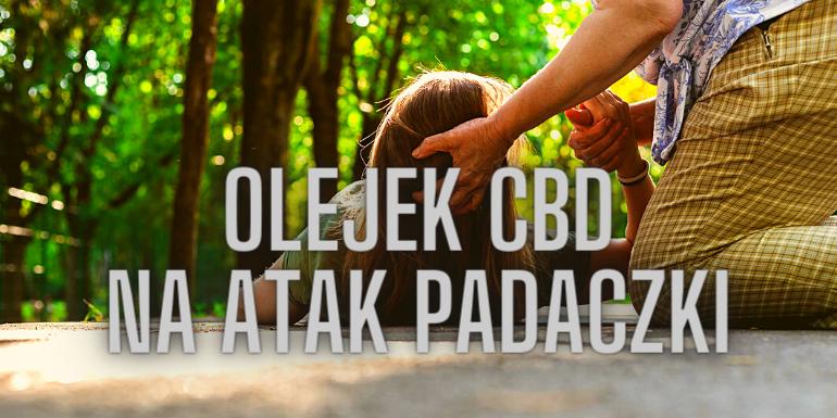 Padaczka a leczenie przy pomocy CBD